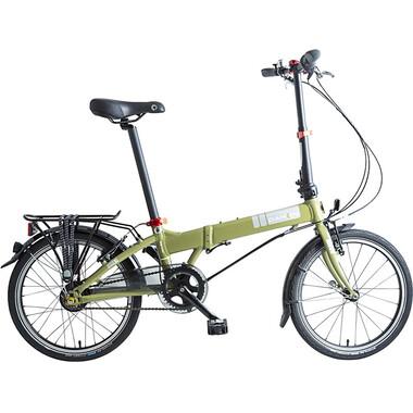 """Vélo Pliant DAHON MARINER i8 20"""" Vert 2019"""